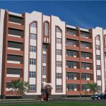 6-ти-этажный-многоквартирный-жилой-дом-по-ул.-Луначарского-166-«А»-в-г.Батайске,-РО