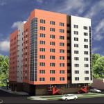 10-ти-этажный-многоквартирный-жилой-дом-по-ул.-Заводской,-114-в-г.-Батайске-