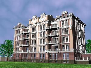6-ти-этажный-многоквартирный-жилой-дом-по-ул.-Куйбышева,-163-в-г.Батайске