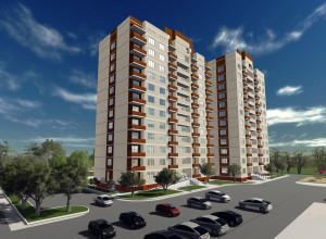 13-ти-этажный-многоквартирный-жилой-дом-ул.-Шмидта,-5а-в-г.-Батайске
