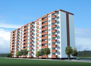 9-ти-этажный-многоквартирный-жилой-дом-по-ул.-Вильямса,-2-г-в-г.-Батайске