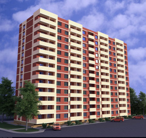 13-ти-этажный-многоквартирный-жилой-дом-со-встроенными-помещениями-общественного-назначения-по-ул.-Коммунистической,-182-а-в-г.Батайске-