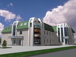 Реконструкция-административного-здания-с-надстройкой-мансардного-этажа-по-ул.-Энгельса,-213-в-г.-Батайске