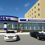 Встроенно-пристроенное-помещение-административного-назначения-для-МФЦ-города-Батайска-по-ул.-Луначарского,-177-в-г.-Батайске