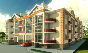25   3-х этажные многоквартирные жилые дома по ул. Заводской, 35,33 в г. Батайске