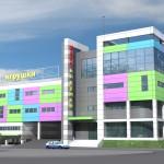 68-1 Торгово-складской комплекс по по ул. Шолохова,1 в г. Аксае РО