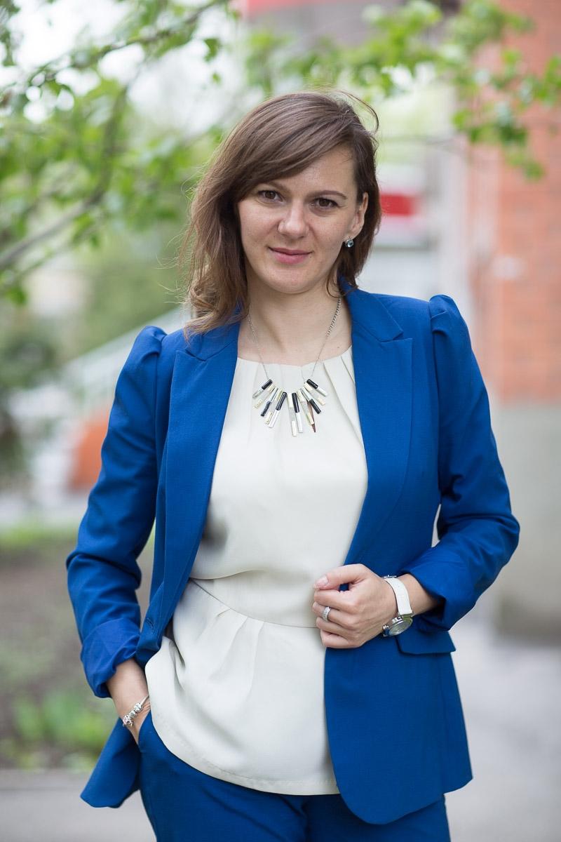 Чистякова Екатерина Викторовна  Менеджер по персоналу