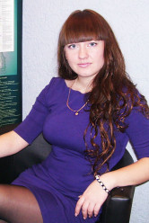 Подгорная Юлия Александровна   Инженер-конструктор I категории